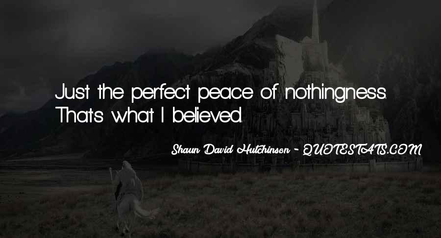 Shaun David Hutchinson Quotes #1605363