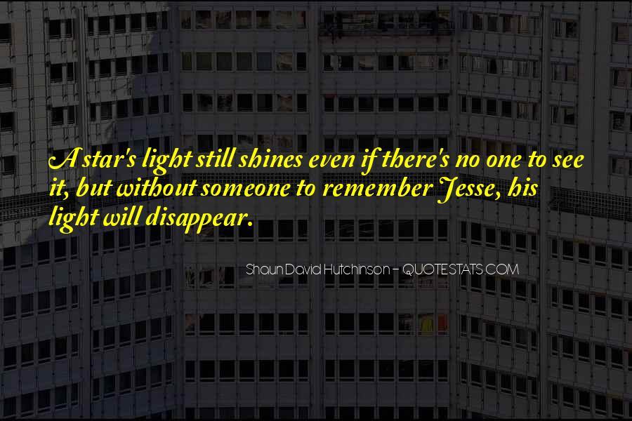 Shaun David Hutchinson Quotes #1625894
