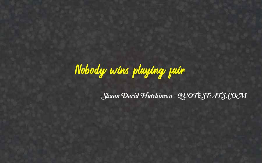 Shaun David Hutchinson Quotes #163040
