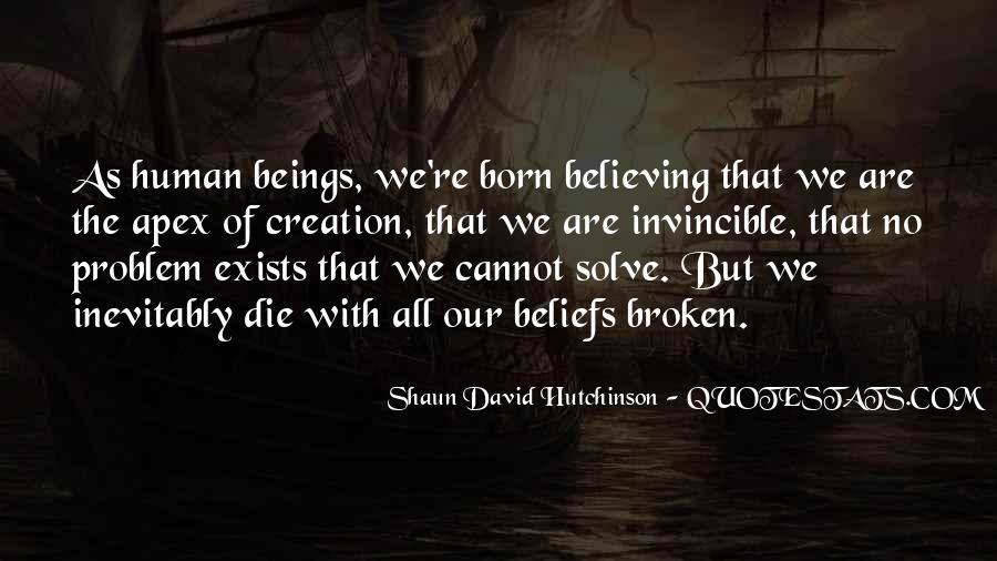 Shaun David Hutchinson Quotes #1721807