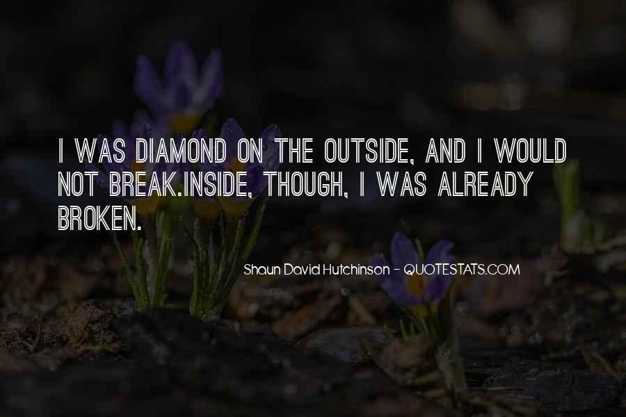 Shaun David Hutchinson Quotes #1779429