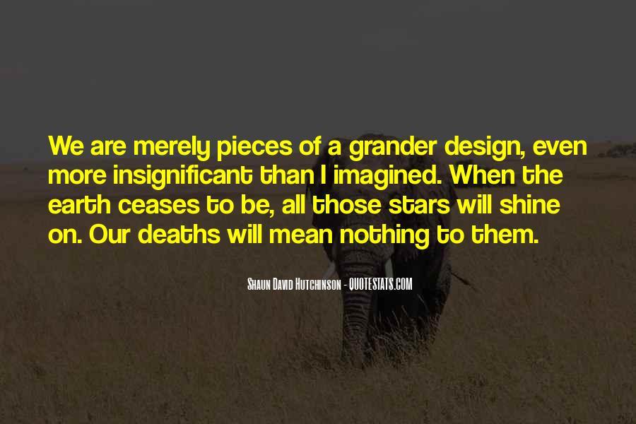 Shaun David Hutchinson Quotes #26370
