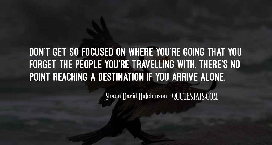 Shaun David Hutchinson Quotes #283379