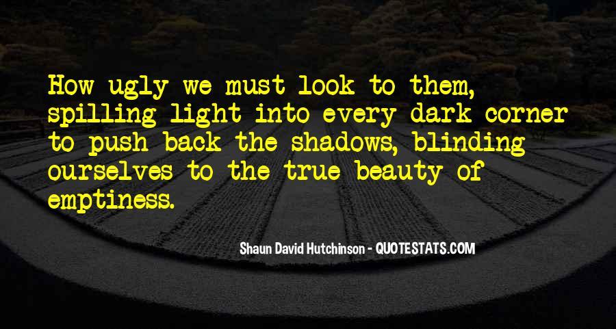 Shaun David Hutchinson Quotes #353802