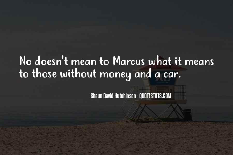 Shaun David Hutchinson Quotes #355235