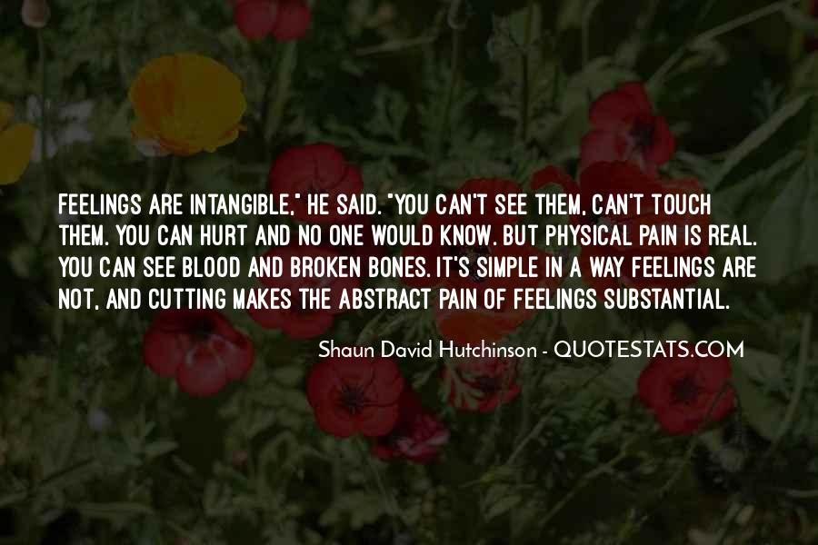 Shaun David Hutchinson Quotes #497457