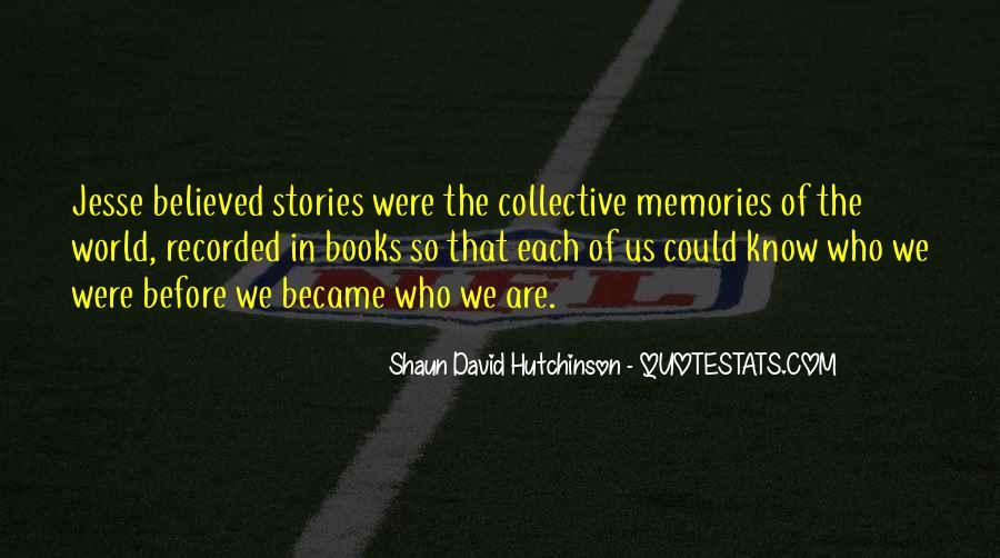 Shaun David Hutchinson Quotes #513516