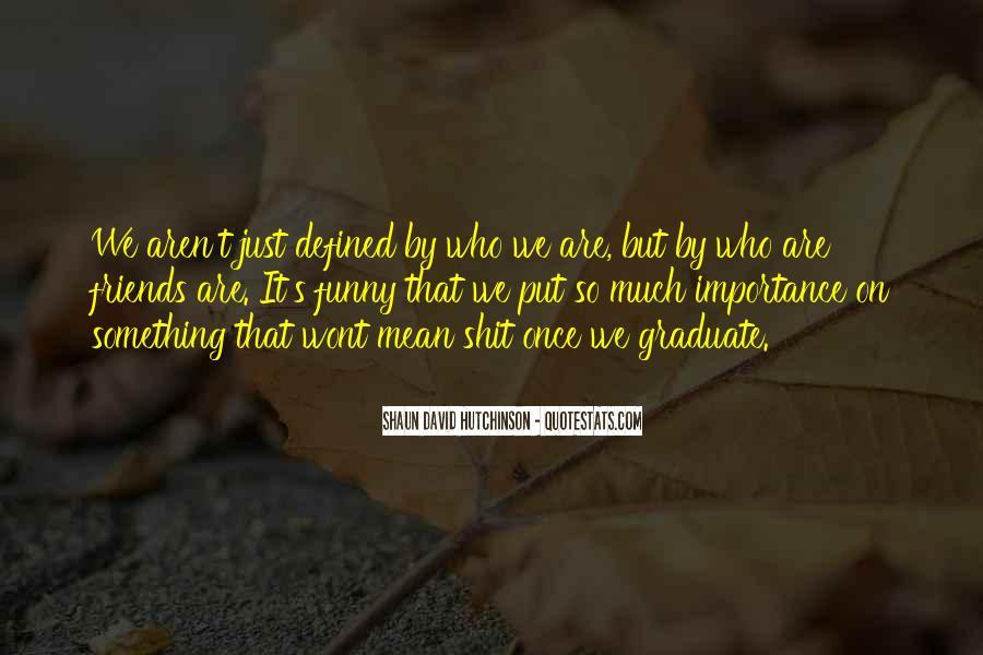 Shaun David Hutchinson Quotes #620962
