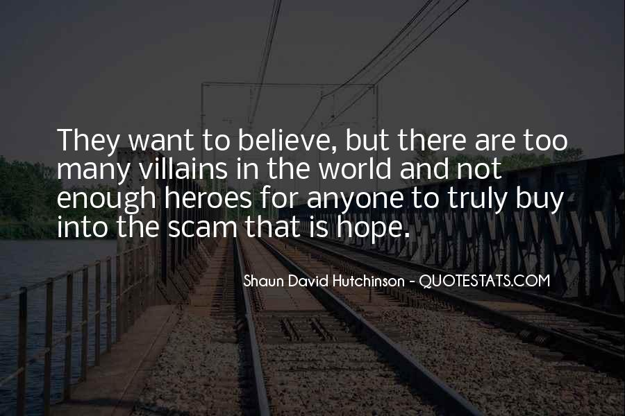 Shaun David Hutchinson Quotes #734201