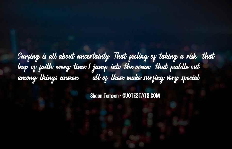 Shaun Tomson Quotes #1248665