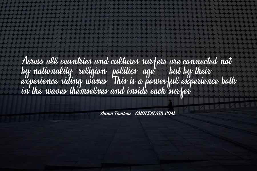 Shaun Tomson Quotes #257079