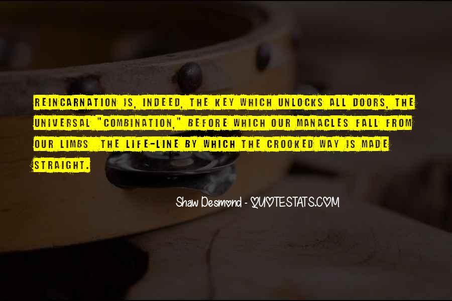 Shaw Desmond Quotes #277658