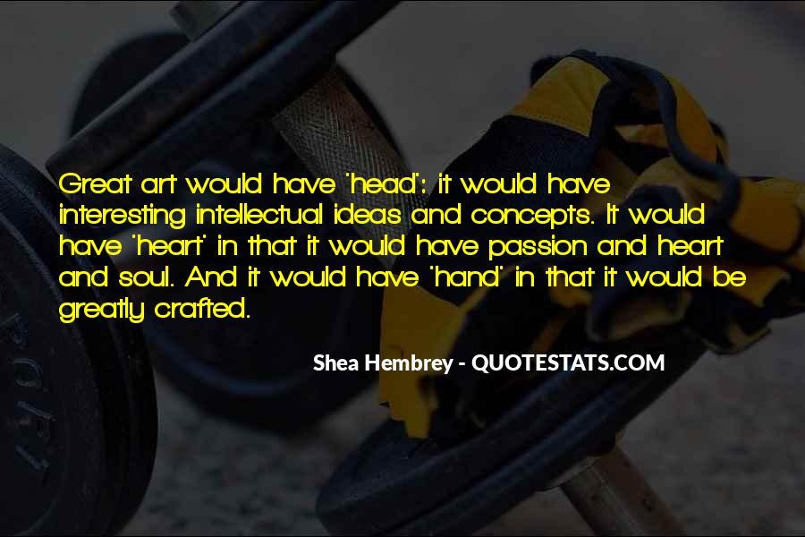 Shea Hembrey Quotes #269267