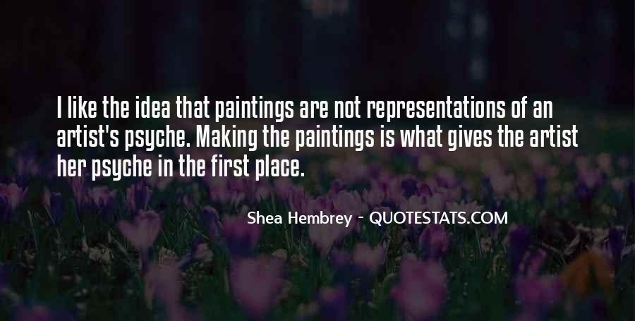 Shea Hembrey Quotes #49926