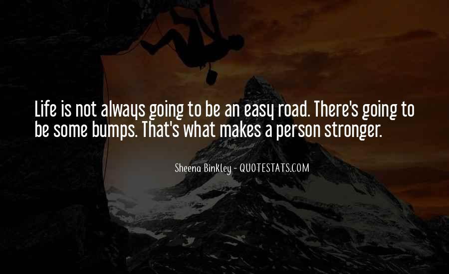 Sheena Binkley Quotes #1052431