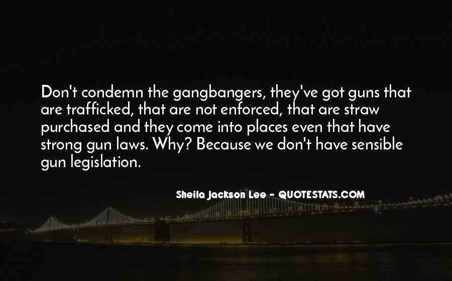 Sheila Jackson Lee Quotes #44969