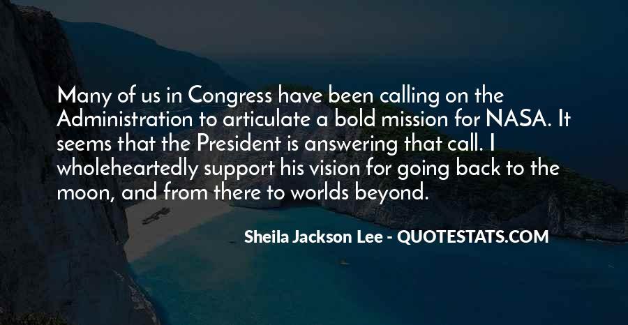 Sheila Jackson Lee Quotes #887025