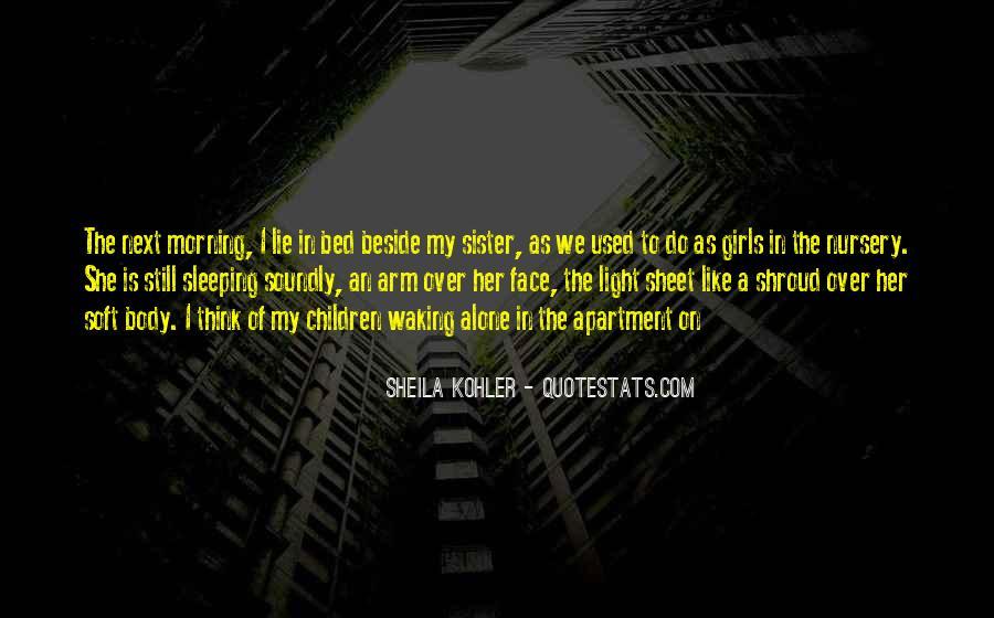 Sheila Kohler Quotes #478532