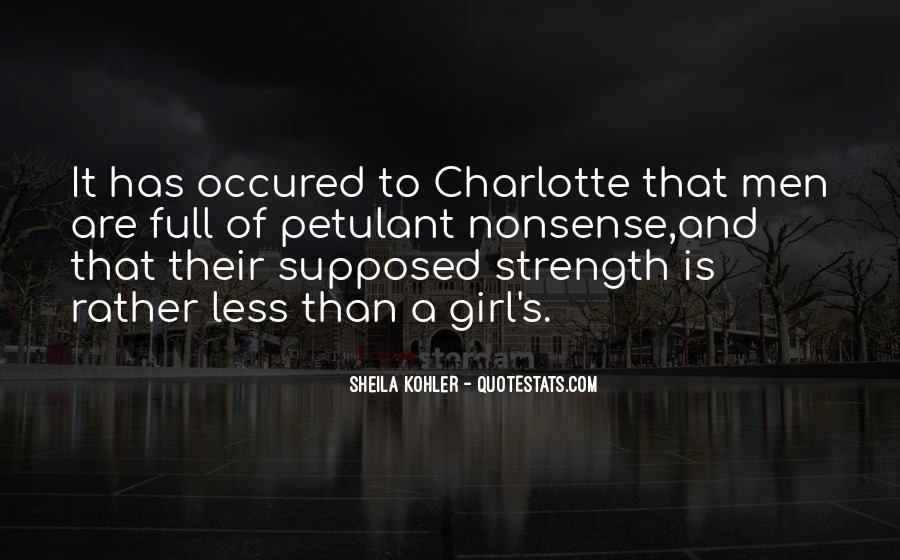 Sheila Kohler Quotes #756463