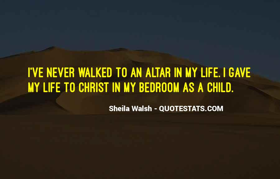 Sheila Walsh Quotes #1129478