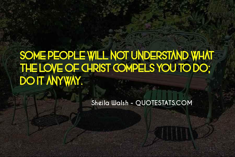 Sheila Walsh Quotes #366072