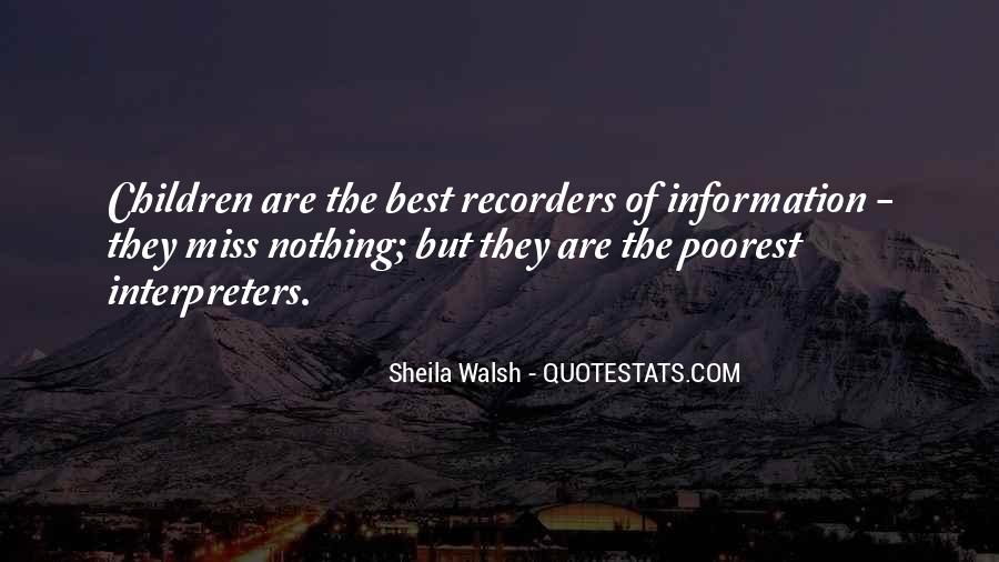 Sheila Walsh Quotes #411873