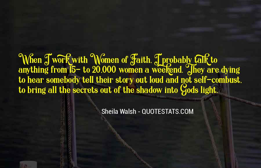 Sheila Walsh Quotes #440942