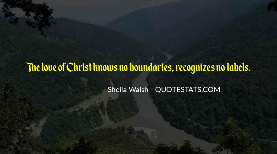Sheila Walsh Quotes #912250
