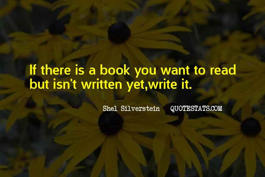 Shel Silverstein Quotes #1092139