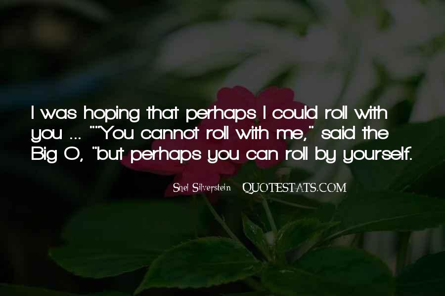 Shel Silverstein Quotes #1307068