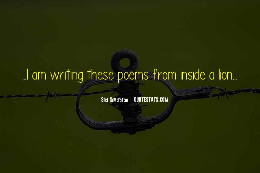 Shel Silverstein Quotes #1326359