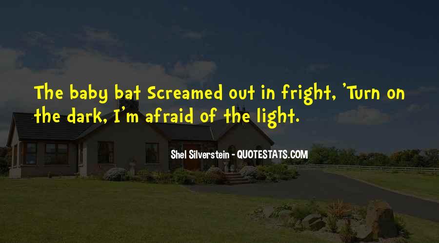 Shel Silverstein Quotes #1354115