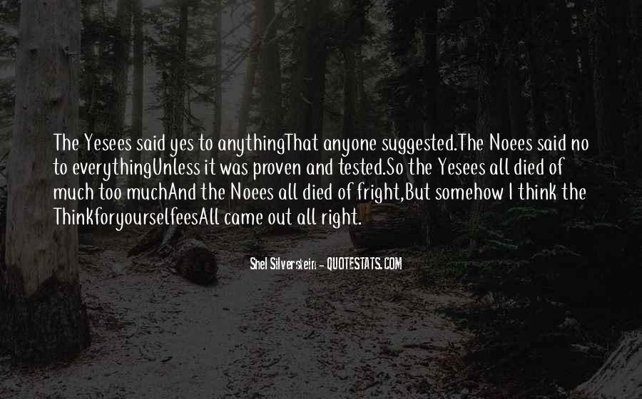 Shel Silverstein Quotes #1388900