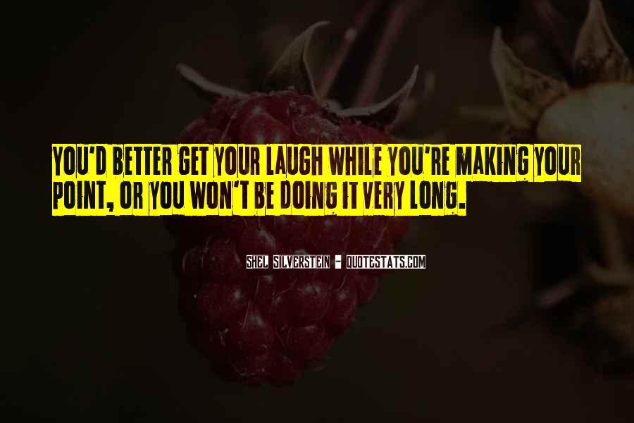 Shel Silverstein Quotes #1433481