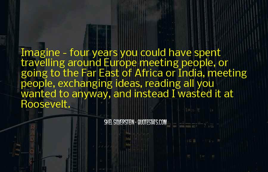 Shel Silverstein Quotes #1471711