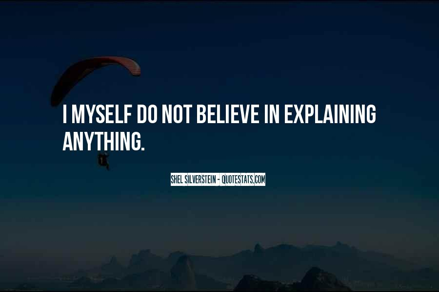 Shel Silverstein Quotes #1494204