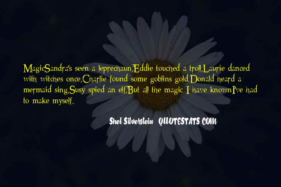 Shel Silverstein Quotes #1610873
