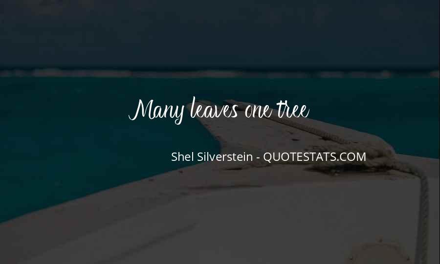 Shel Silverstein Quotes #1651192