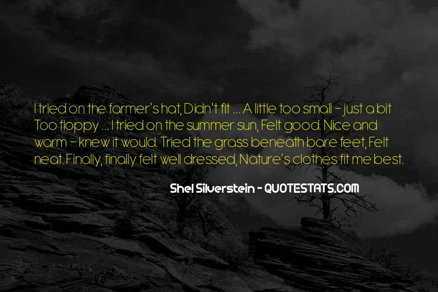 Shel Silverstein Quotes #1744773
