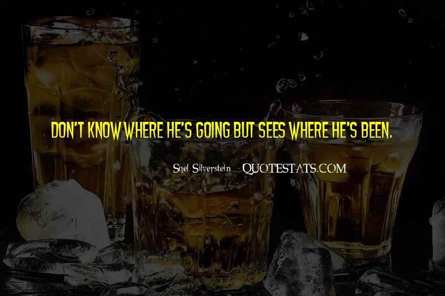 Shel Silverstein Quotes #241911