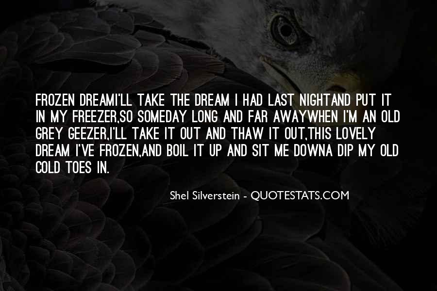 Shel Silverstein Quotes #274368
