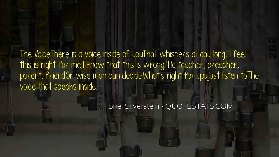 Shel Silverstein Quotes #31447