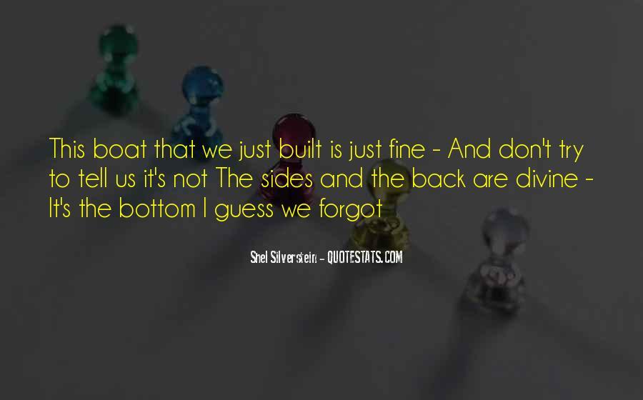 Shel Silverstein Quotes #364343
