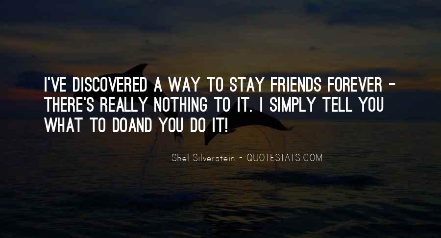Shel Silverstein Quotes #544400