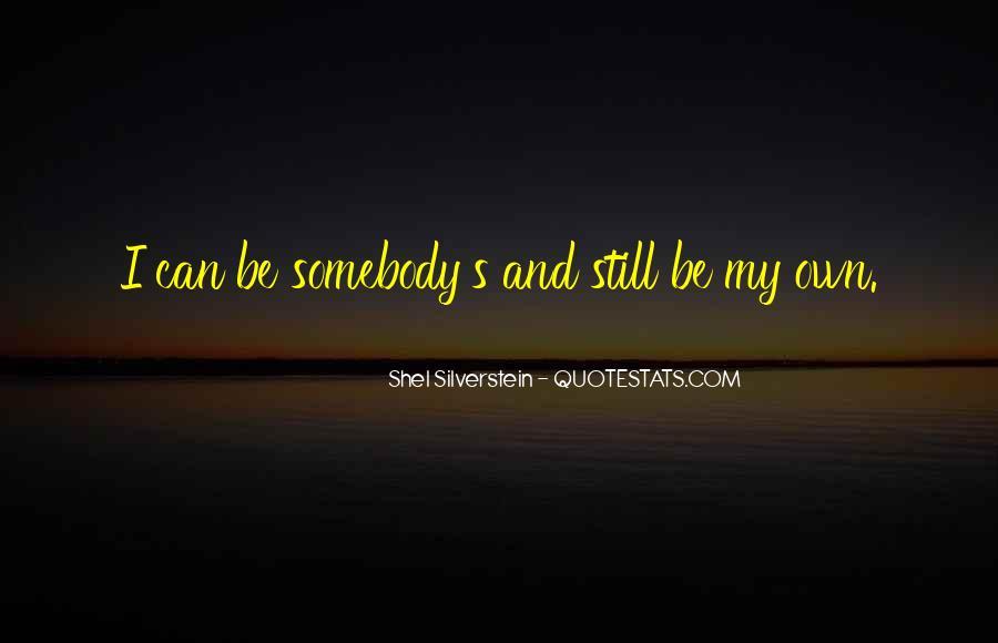 Shel Silverstein Quotes #581507