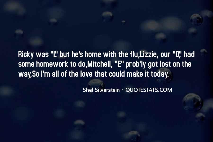 Shel Silverstein Quotes #596284