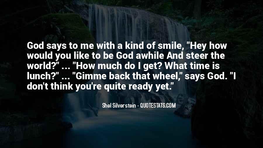 Shel Silverstein Quotes #6776