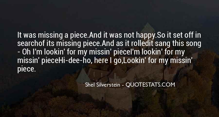 Shel Silverstein Quotes #696278