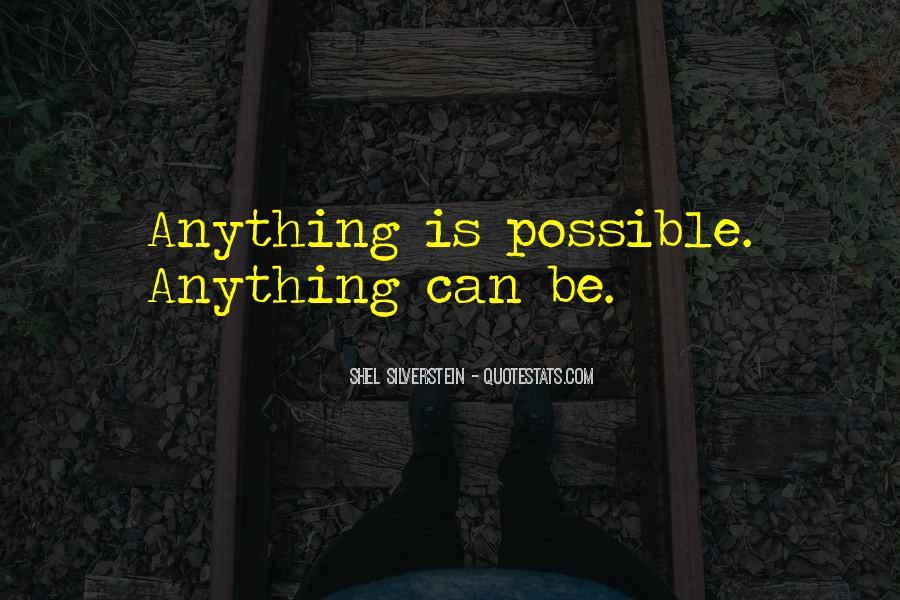 Shel Silverstein Quotes #702201