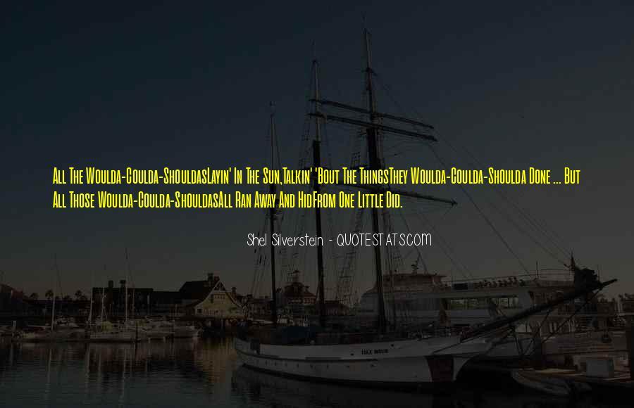Shel Silverstein Quotes #785313